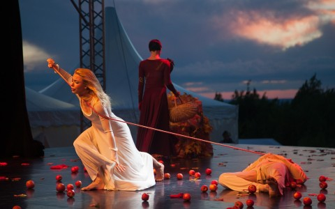 Shakespeare in the Park: Classic, Cutting-Edge, Controversial