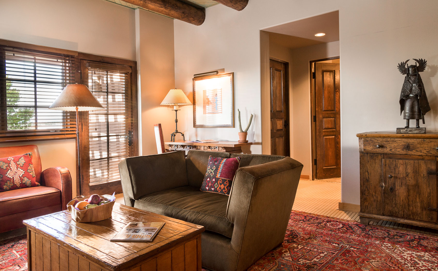 hotels with a fireplace in room. Gallery The Hacienda  Hotels Rooms Suites in Santa Fe Hotel
