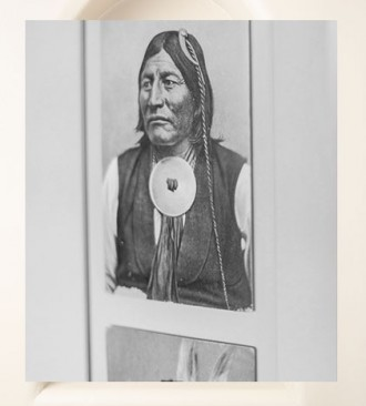 old black and white photos of native americans