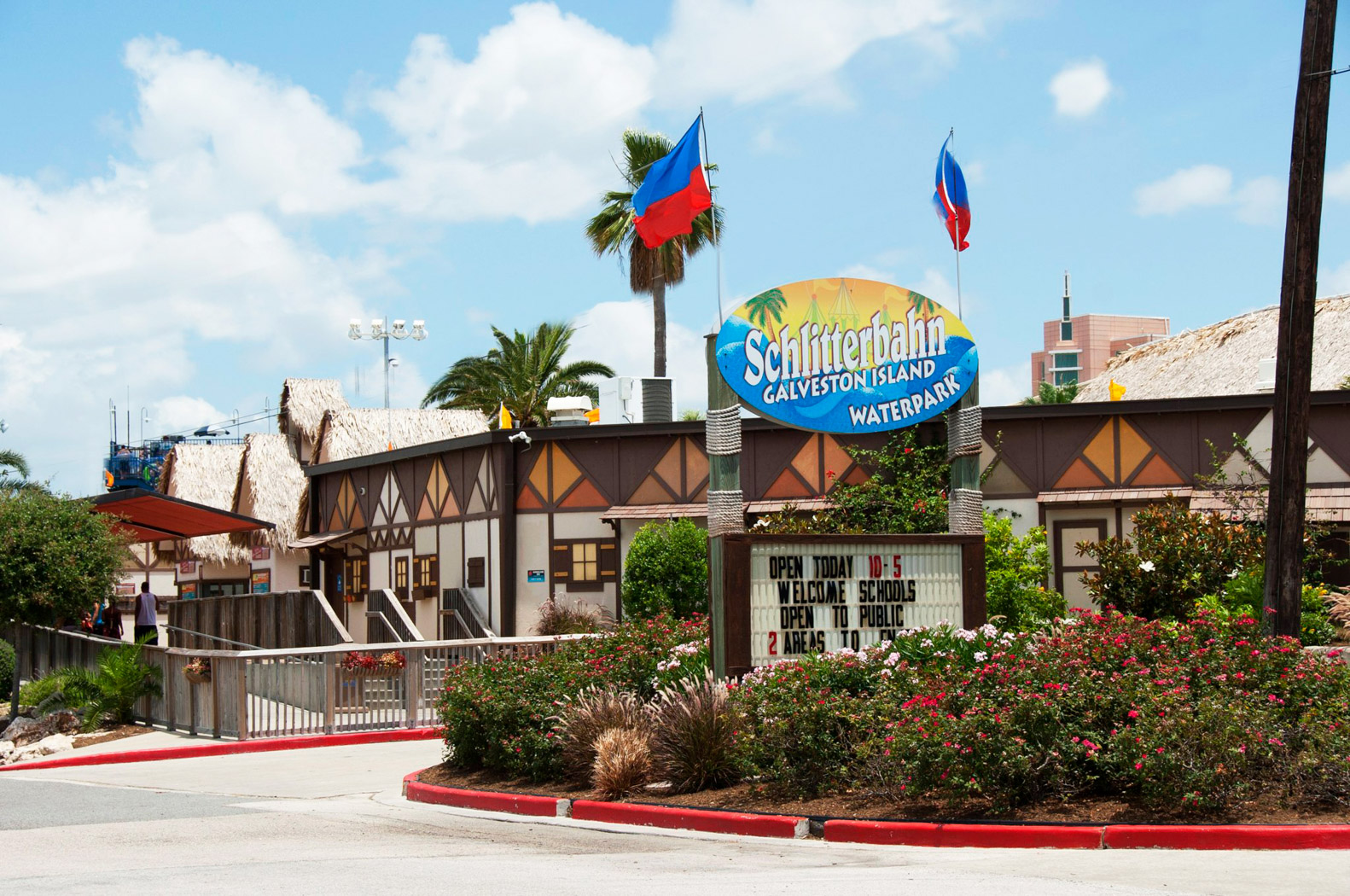 Schlitterbahn Hotels Inn At The Waterpark Galveston TX