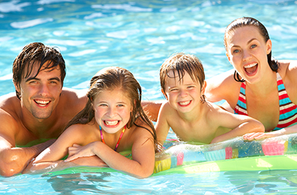 Schlitterbahn Waterpark Family Package