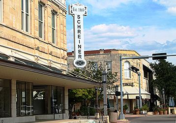 Kerrville's Historic Downtown