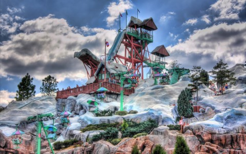 Cool Off at Disney's Blizzard Beach Water Park