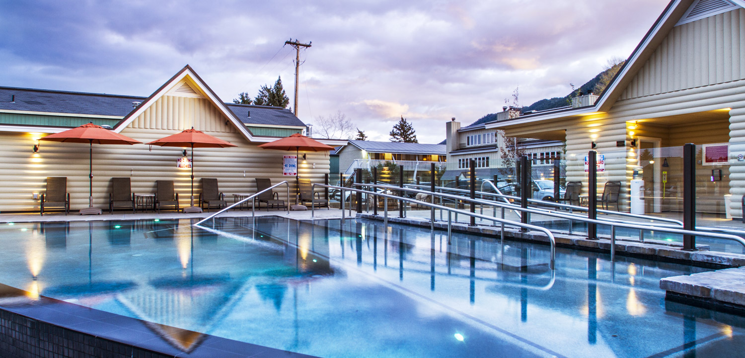 Jackson Hole Lodge Pool