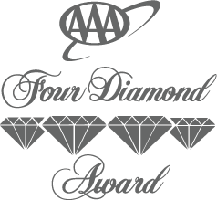 Four Diamond Award badge