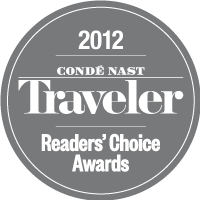 Conde Nast 2012 badge
