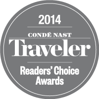 Conde Nast 2014 badge