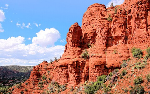 Explore the Red Rocks and Vortexes