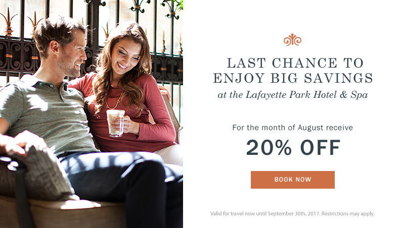 Last Chance to Enjoy big savings