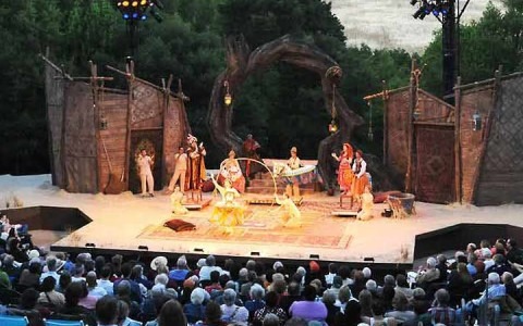 A Pastoral Playhouse: California Shakespeare Theater