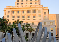 Miami-Dade County Courthouse<span>10 minute Uber ride</span>