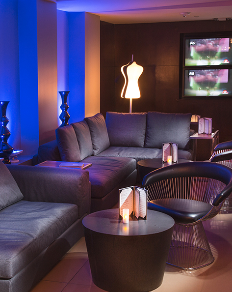 <span>Stylish Spaces</span>for WeHo Get-Togethers