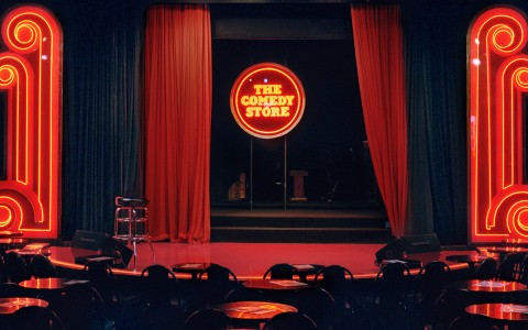The Comedy Store, Where Laughter is Always in Stock