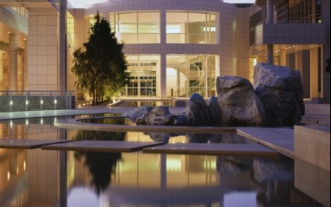 Fall in Love with Fall at the Getty