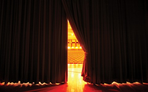 Moving Stage Curtains