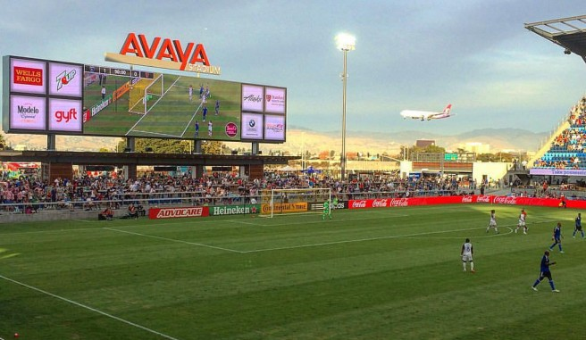 Avaya Stadium is a soccer stadium in San Jose, California, United States,