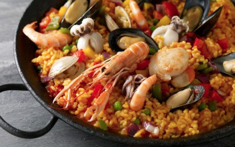 SAUCY PAELLA NIGHT AT IKE'S BISTRO