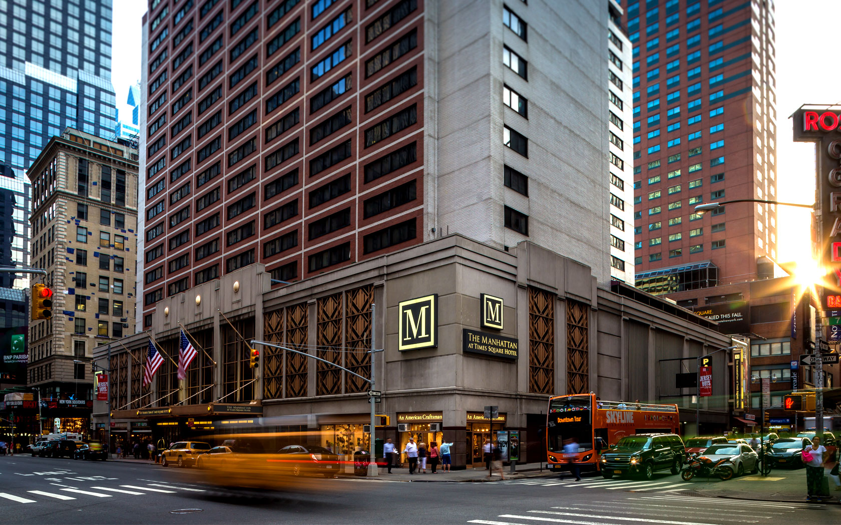 Hotel Apartments In Times Square New York