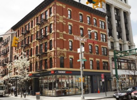 Get In Touch With Manhattan's History at the Tenement Museum  Image