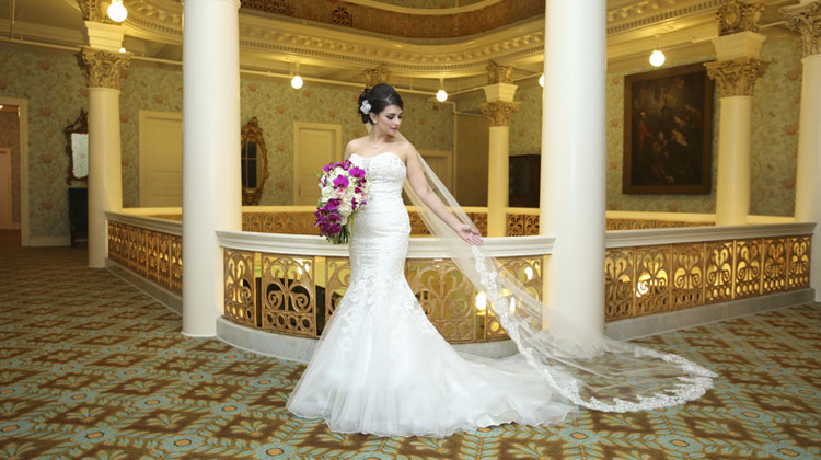 Weddings at The Menger Hotel