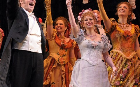 A Night of Opera: Die Fledermaus at Mission Point Theater