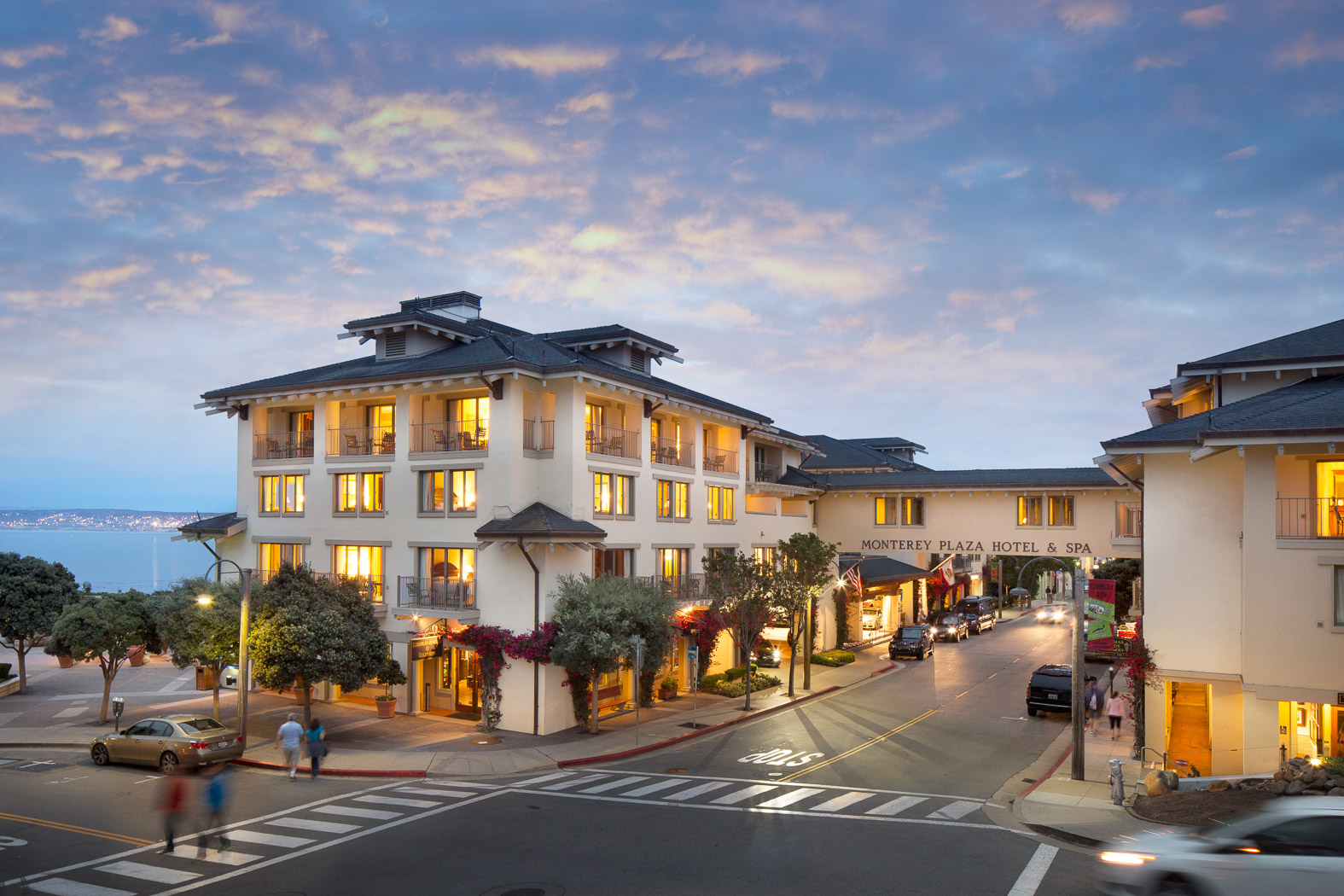 Monterey Plaza Hotel Spa Hotels In Ca Official Website