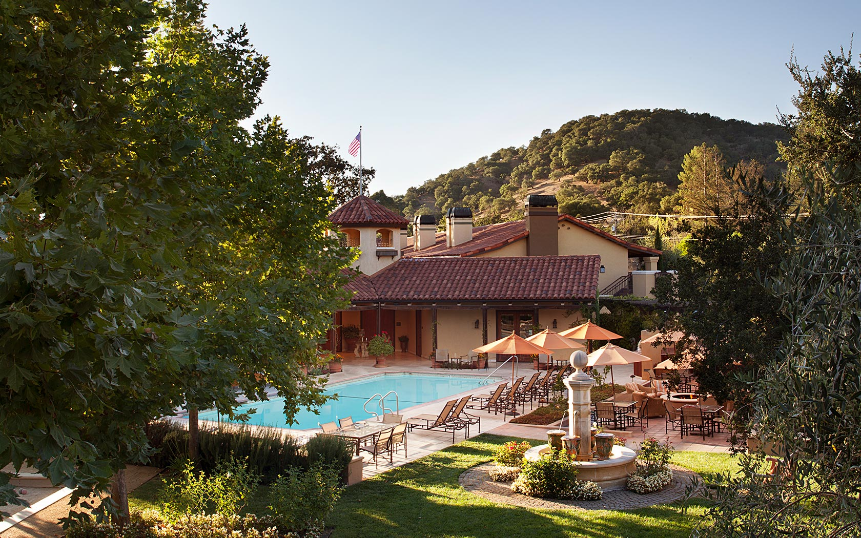 Photo Gallery Napa Valley Hotels Napa Valley Lodge