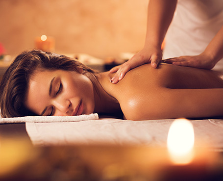 The Lodge Massage Image