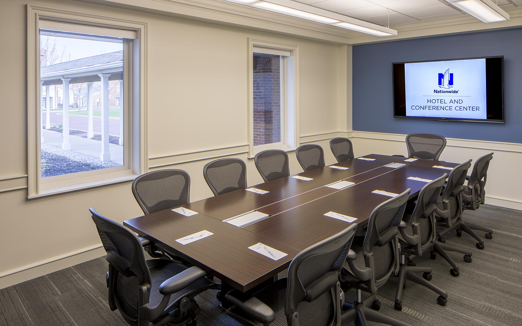 Nationwide Hotel Conference Room