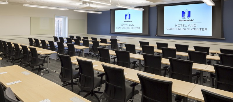 Meeting rooms at the Nationwide
