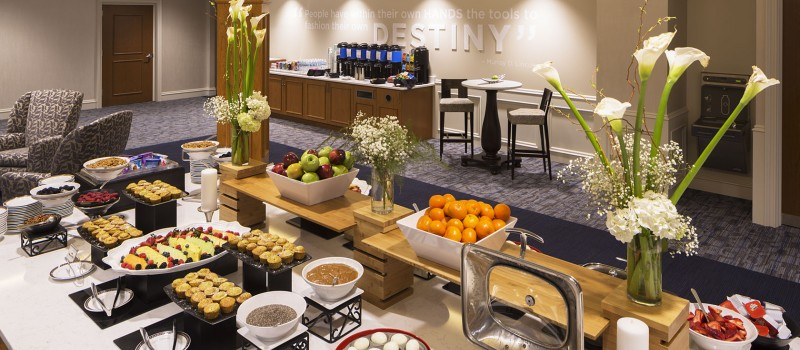 The best meeting packages at Nationwide