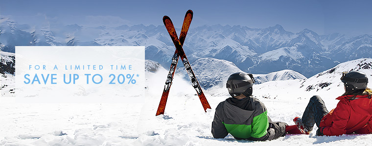 Cozy Up with up to 20% off - the longer you stay, the more you save!