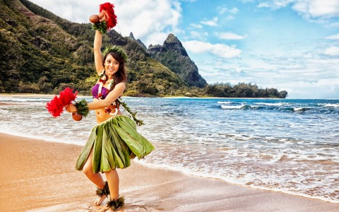 Try a Little Luau Love with a Kauai Thanksgiving