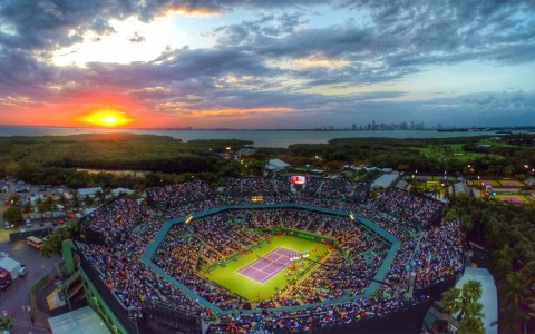 Tennisanity! It's Time to Ace the Miami Open Tennis Tournament