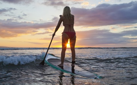 Paddleboarding, The Ultimate Sport