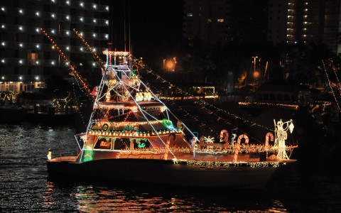 Florida's Holiday Celebration & Boat Parade