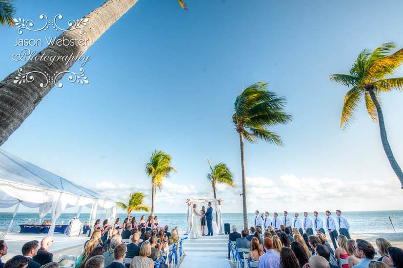 Florida Keys Weddings | Postcard Inn At Holiday Isle | Islamorada, Fl