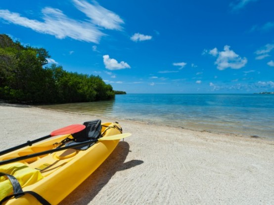 Kayaking in the Key