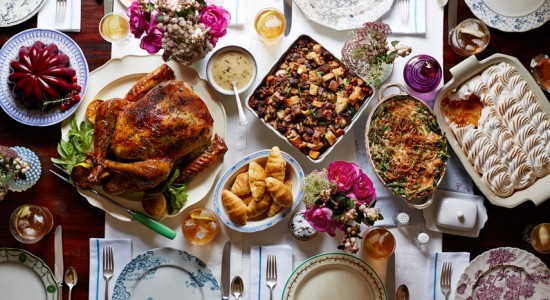 Three Places to Enjoy Thanksgiving in Portland