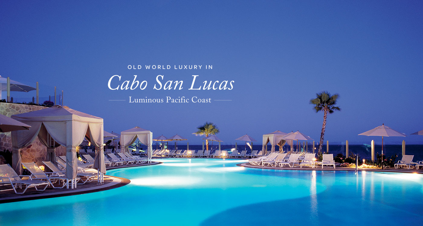 Cabo san lucas resort pueblo bonito sunset beach resort for All inclusive luxury beach resorts