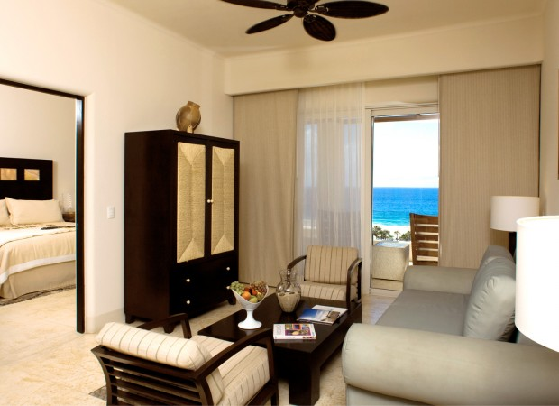 Suites con vista al mar
