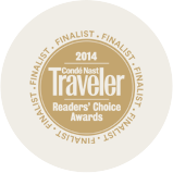 Cond&#233 Nast Traveler Reader's Choice Awards Image