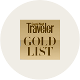 Cond&#233 Nast Traveler Gold List Image
