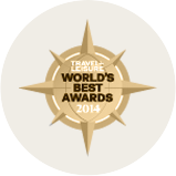 Travel + Leisure World's Best Awards Image