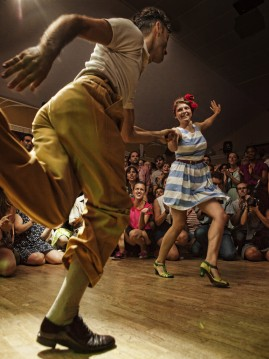 Go Daddy-O! Ketchikan Swings in October at the Boombal Dance Hall