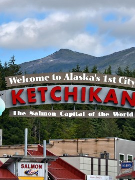 The Ketchikan King Salmon Derby