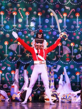 Celebrate the Arts with The Nutcracker & a Student Art Exhibit!