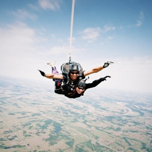 The Sky Really Is the Only Limit at Sky's the Limit Skydiving