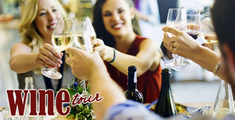 Wine Tours at Shawnee