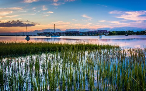 Top 17 Sunset Views in Charleston
